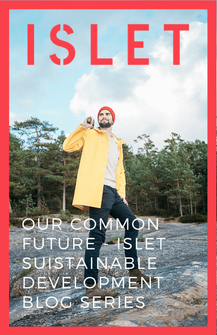 Our common future – Islet suistainable development
