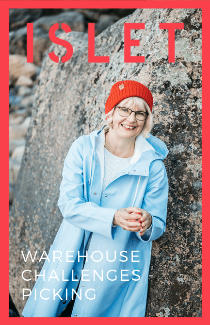 Typical warehouse challenge – Picking