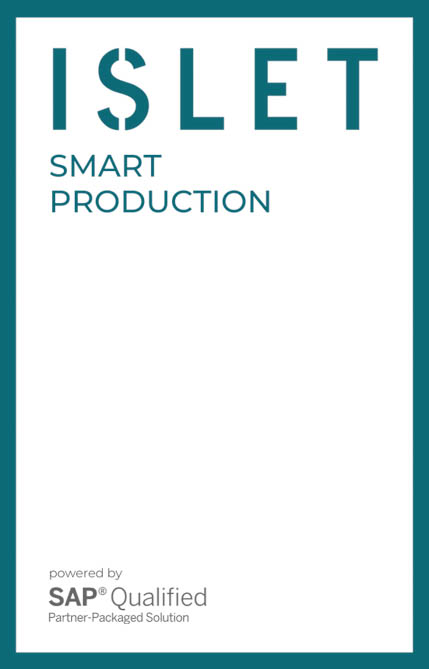 SMART PRODUCTION for manufacturing companies