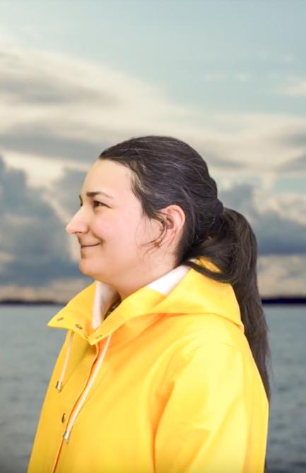 Nainen koodarina – Szilvian tarina