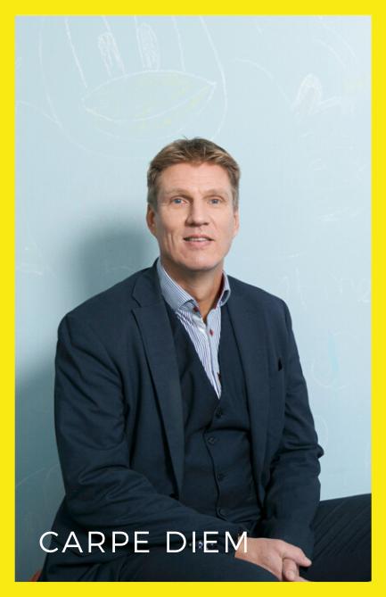 Isletter Highlight: Kari Aarvala, Microsoft