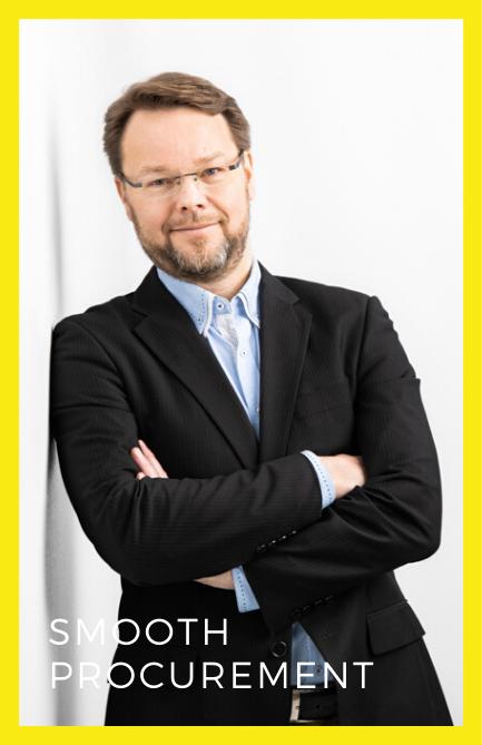 ISLETTER HIGHLIGHT: Jarkko Mattila, Sansia Oy