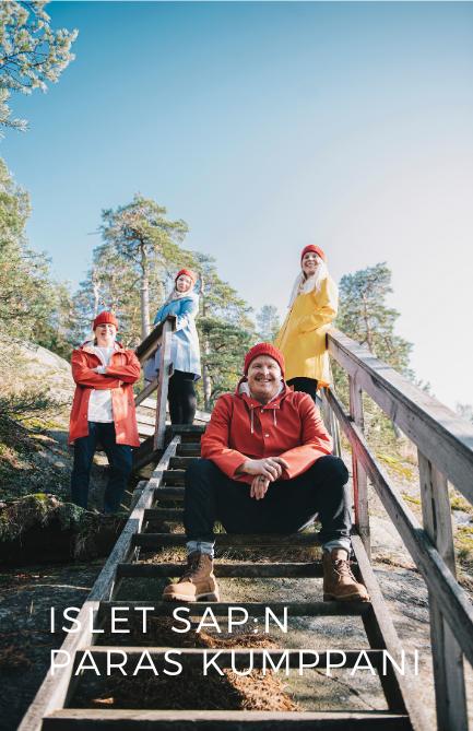 Islet Group SAP:n Paras Kumppani 2019 Suomessa