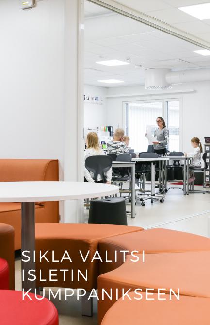 Sikla valitsi ISLET:n SAP Business ByDesign -kumppanikseen