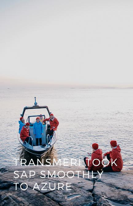 Transmeri took SAP smoothly to Azure