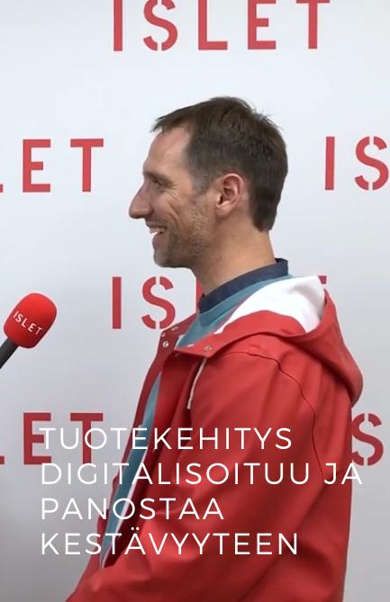 Clément Laplace: Tuotekehitys digitalisoituu ja panostaa kestävyyteen