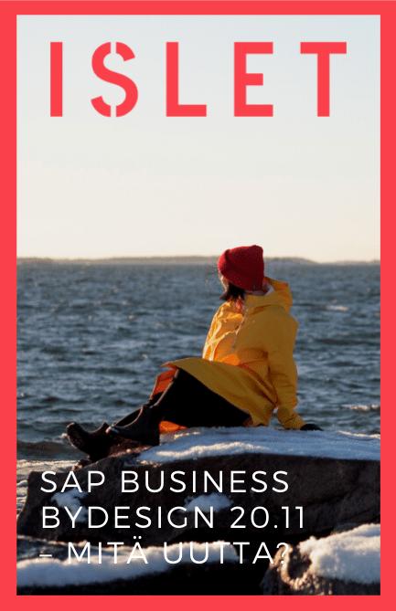 SAP Business ByDesign 20.11 – Mitä uutta?