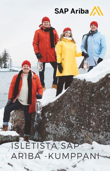 Islet ensimmäinen paikallinen SAP-hankintaratkaisujen kumppani Suomessa