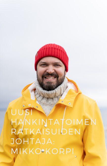 Mikko Korpi johtamaan Isletin hankintatoimen digitalisaation ratkaisuliiketoimintaa