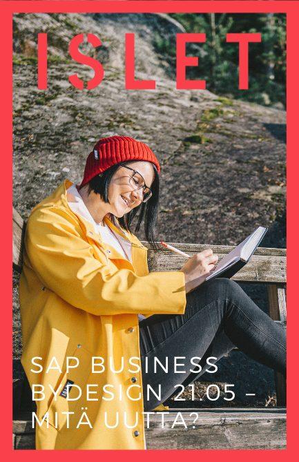 SAP Business ByDesign 21.05 – Mitä uutta?