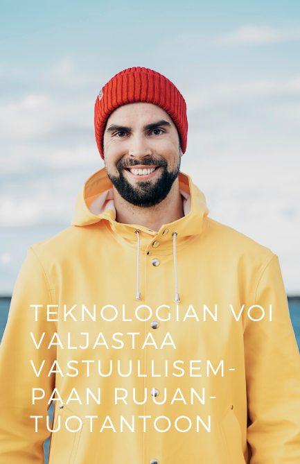 Islet Talk: Vastuullisempaa liiketoimintaa teknologian avustamana