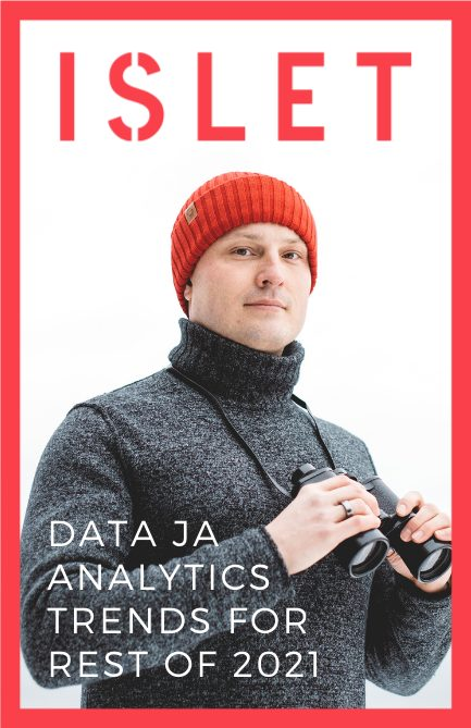 Data and analytics trends for rest of 2021