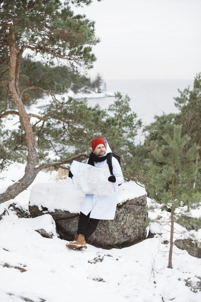 Isletter Balint Minko. Kuvaaja Heli Hirvelä.