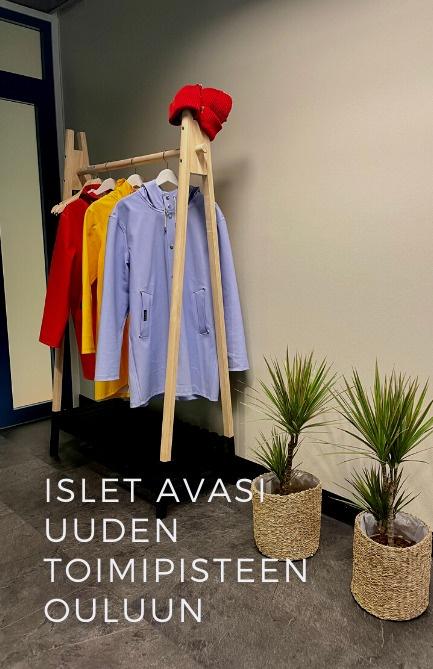 Islet avasi uuden toimiston Ouluun